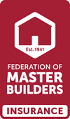 Federation of Master Builders Insurance Logo