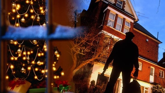 Keep burglars at bay this Christmas: Home alone style