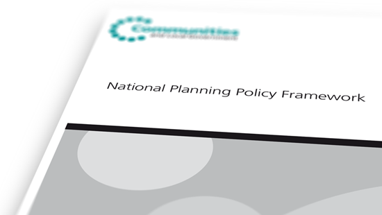 National Planning Policy Framework Revamp